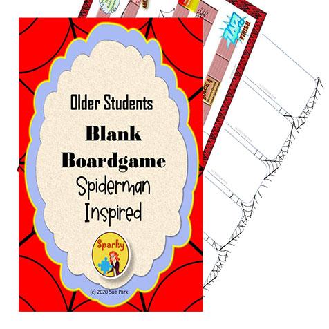 Dyslexia Game Board